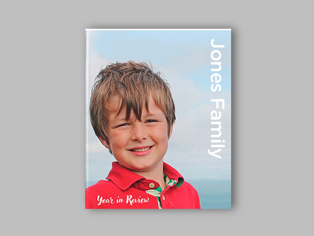 Photo Book (Portrait)
